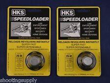 2 Pack HKS 29-M Speed Loader 44 Mag/Spl 629,Redhawk 2Pk New in Box 29-M