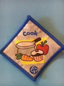 Cook Advanced Brownie Badge