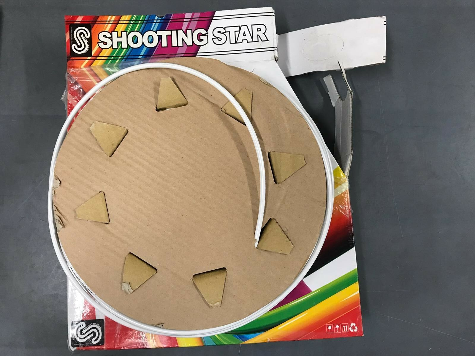 Shooting Star 50m CableShell BOX -  5mm Outer Brake Cable Shell (White Colour)  cost-effective