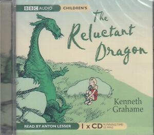 Kenneth-Grahame-The-Reluctant-Dragon-CD-Audio-Book-NEW-Anton-Lesser-FASTPOST