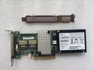 LSI00202 Megaraid SAS 9260-8i RAID controller