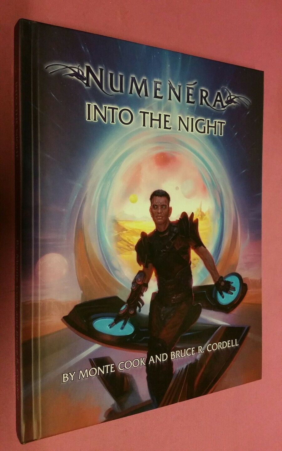 INTO THE NIGHT - NUMENERA MONTE COOK RPG FANTASY SCIFI DND D&D ROLEPLAY GAME