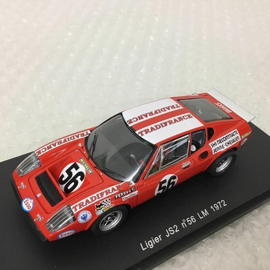 Spark 1 43 Ligier JS2  56 Le Mans 1972 S0542