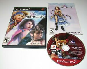 Final Fantasy X-2 for Playstation 2 Complete Fast Shipping