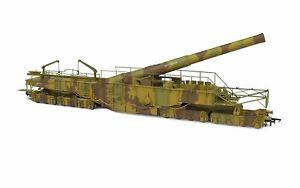 OxfordRail-OR76BooM03-OO-Gauge-Railgun-034-Boche-Buster-039-in-camoflague-livery