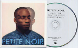 PETITE NOIR Disappear 2012 UK 3track promo CD - WE SHIP WORLDWIDE, United Kingdom - Returns accepted Most purchases from business sellers are protected by the Consumer Contract Regulations 2013 which give you the right to cancel the purchase within 14 days after the day you receive the item. Find out m - WE SHIP WORLDWIDE, United Kingdom