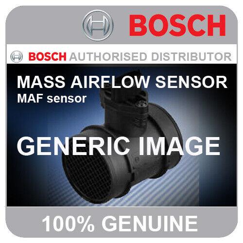 OPEL Astra 1.7 CDTI 04-07 99bhp Bosch MASSA Sensore Misuratore Flusso d/'Aria MAF 0281002683