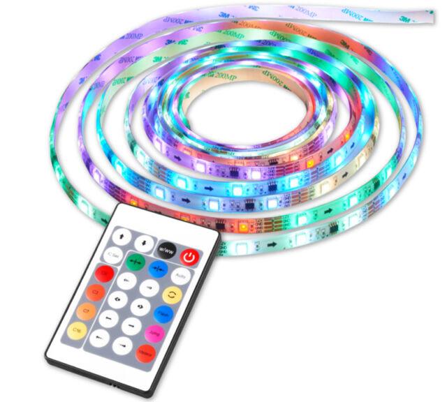 Led Band Kaufen : digitaler led band stripe leiste 5m mit farbwechsler g nstig kaufen ebay ~ Aude.kayakingforconservation.com Haus und Dekorationen