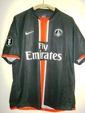 PSG MAILLOT COUPE UEFA 2006 2007 PARIS SAINT GERMAIN SHIRT CLEMENT CHANTOME N 20