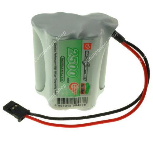 4.8v 6v 9.6v Aa 2500mAh Vapex Instant Récepteur Transmetteur Manette Batterie De