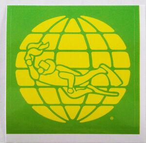 Scuba-Diving-PADI-Sticker-Decal-Dive-Nitrox-Green-amp-Yellow-3-034-x-3-034