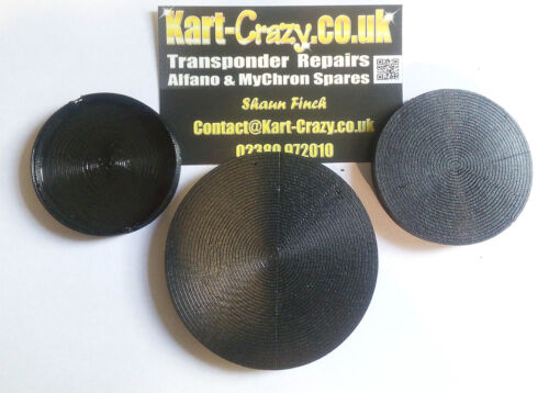Rotax Max Carb Protection Covers BLACK