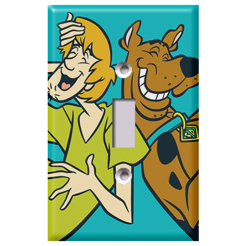 Scooby Doo 3 Light Switch Covers Home Decor Outlet