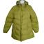 thumbnail 1 - LL Bean Women's Green Hooded Quilted Down Puffer Jacket Coat Size Medium
