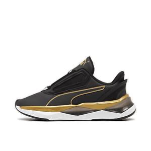 Women-039-s-Puma-LQDCELL-Shatter-XT-Casual-Shoes-Black-Gold-19295601-001