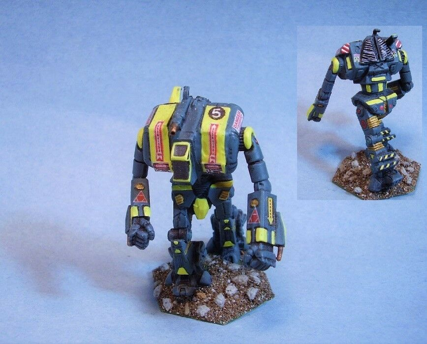 Battletech painted Archer resculpt battlemech YG
