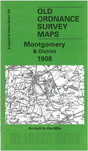 OLD ORDNANCE SURVEY MAP DALKEITH WEST 1905 ELGINHAUGH MELVILLE CASTLE IRONMILL