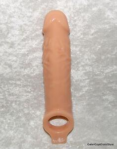 Slip on penis enlarger