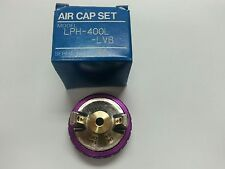 Iwata Purple Air Cap LVB for LPH400 Spray Guns