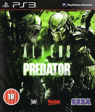 ALIENS vs PREDATOR (18) Rebellion  2010 Sony Playstation 3 Game