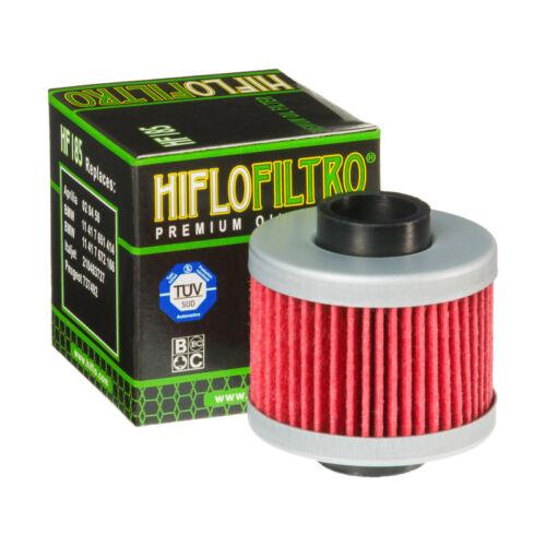 1999-2003 Oil Öl Filter Hiflo Filtro Ölfilter HF185 für Aprilia 125 Scarabeo