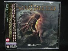 SINBREED Shadows + 1 JAPAN CD Blind Guardian Avantasia Neoshine Seventh Avenue