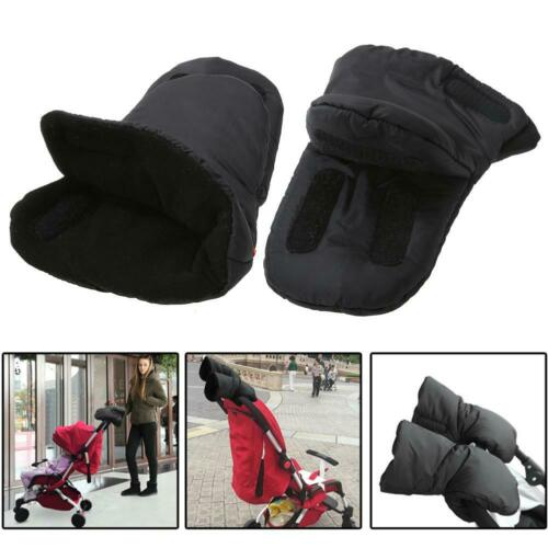Winter Warmer Gloves Pram Pushchair Hand Muff Waterproof Stroller Accessory Gift