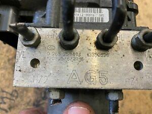 ABS Steuergerät CORSA D 13350598 0265951752 0265251864 AG5