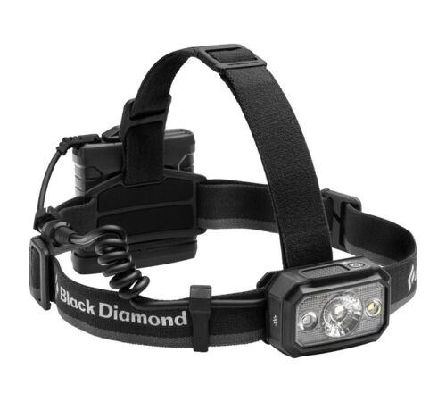 Black Diamond Icon 700 Lm Lampe frontale Helmlampe Graphite