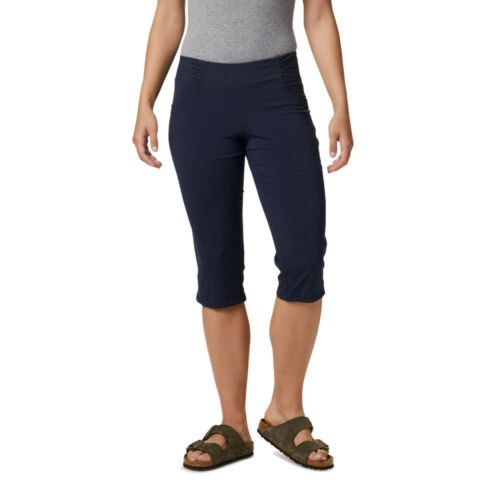 Mountain Hardwear Femme Dynama Capri Pantalon Pantalon Bleu Marine