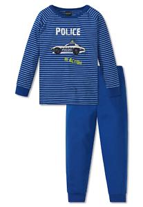 SCHIESSER Mädchen Pyjama lang 100/% Baumwolle 98 104 116 128 Schlafanzug