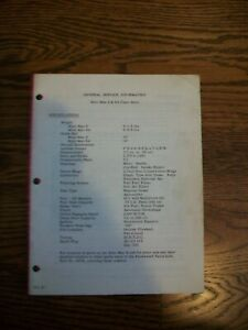 McCulloch-Mini-Mac-6-amp-6A-Chain-Saw-General-Service-Information-Manual