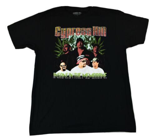 Cypress Hill Mens Hip Hop Shirt New S L