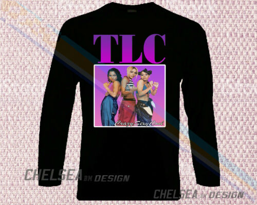 Inspired By TLC T-shirt Tour Merch Limited Edition Hip Hop Rare dk25
