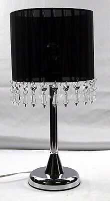 Touch Crystal Chandelier Lamp Table, Chandelier Bedside Lamps Australia