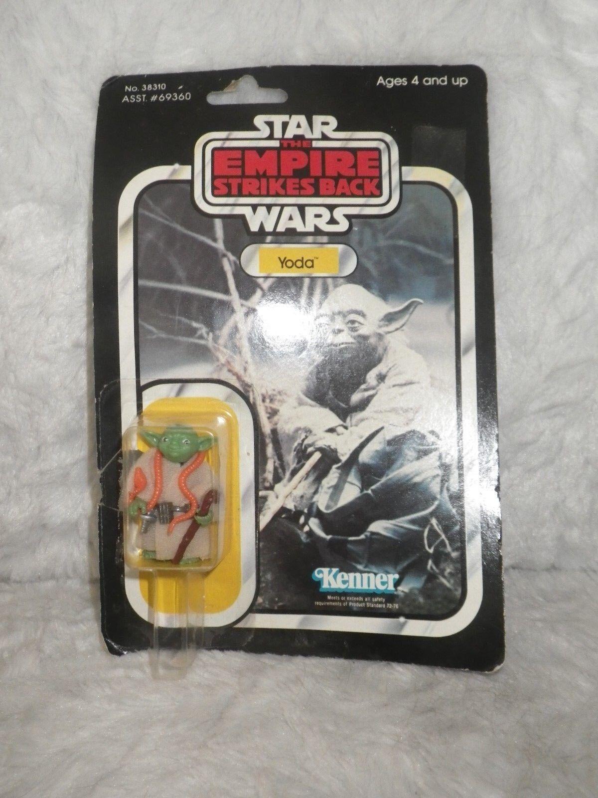 Star Wars NEW The Empire Strikes Back Yoda (orange Snake) 41 Card