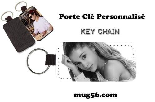 ariana grande 104 porte clés  keychain key tag ring