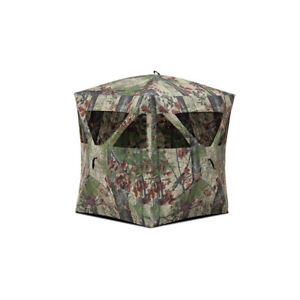Barronett-Blinds-Radar-Backwoods-Ground-Hunting-Blind-Certified-Refurbished