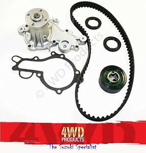 Water Pump/Timing kit - Suzuki Sierra SJ70 1.3 G13BA (12/91-96)