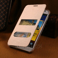 For Samsung Galaxy Note 1 N7000/i9220/i717 Flip PU Leather Case Cover