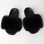 thumbnail 6 - Faux Fur Slides Fuzzy Fluffy Slippers Flat Soft Sandals Open Toe - US Seller