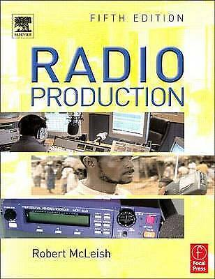 1 of 1 - Radio Production, Fifth Edition-ExLibrary