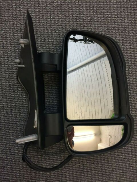 Peugeot Boxer Right Hand O/S Electric Door Mirror Part No. 1636386680