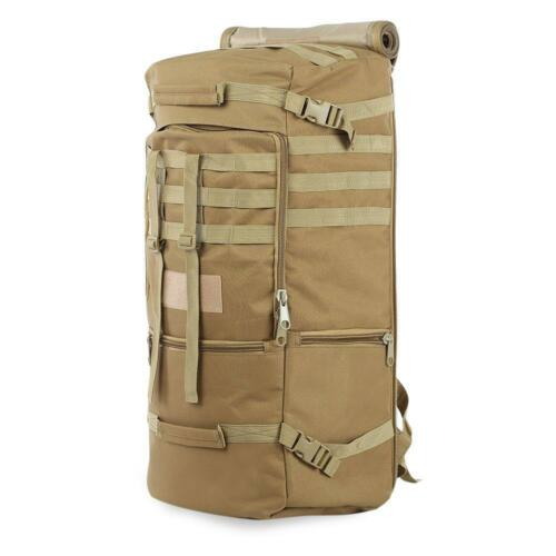 60L Military Bag Tactical Backpack Camping Hiking Climbing Outdoor Travel Pack