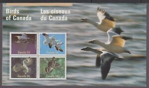BIRDS-OF-CANADA-THEMATIC-COLLECTION-34-INCLUDES-4-STAMPS
