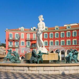 Nizza Frankreich Kurzreise 3 Tage 2P 4* LUXUS Hotel Apogia Nice + Frühstück