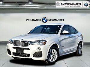 2015 BMW X4 XDrive35i- PREM PKG|TECH PKG XDrive35i PREM PKG TE