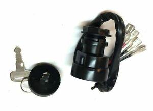 Ignition Key Switch FITS POLARIS TRAIL BOSS 250 1993 1994 1995 ATV NEW