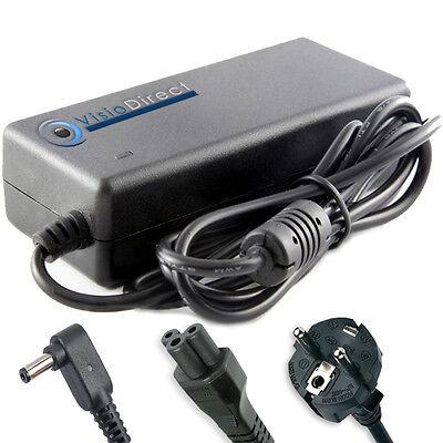 19v 1.75a 33w chargeur adaptateur pour asus pa-1330-39