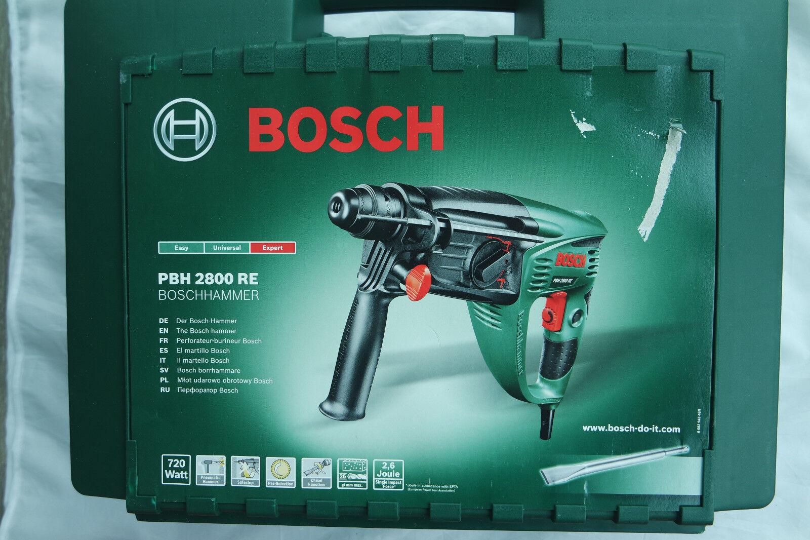 BOSCH 0603393000 PBH 2800 RE Bohrhammer